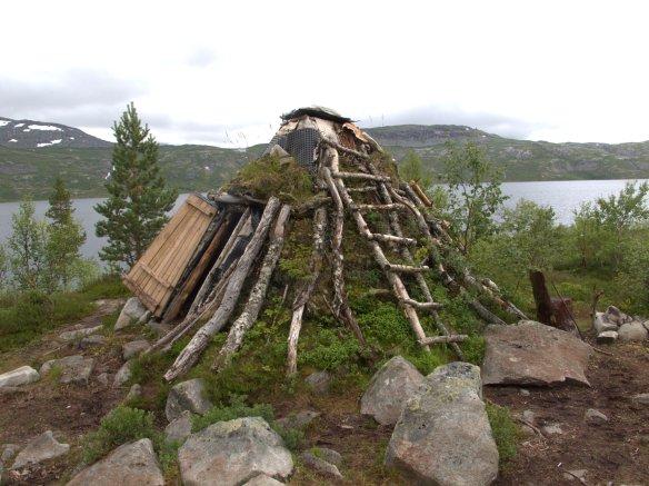 Åpen gamme ved Nedre Breivatn (Foto: Carl Norberg)