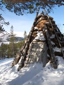 Gamme i Sørvassdalen